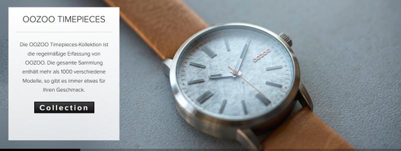 oozoo timepieces kollektion