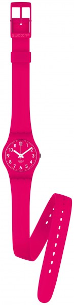Swatch LR123 Pink Berry Original Lady  Q...