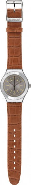 Swatch Uhr Big Automatic Grey Sky Modell...