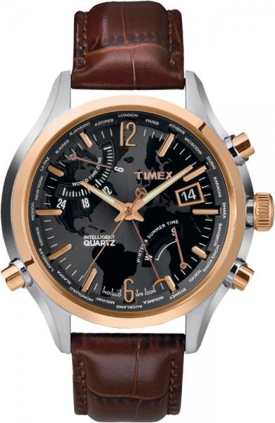 Timex Herrenuhr Intelligent Quartz IQ Cl...