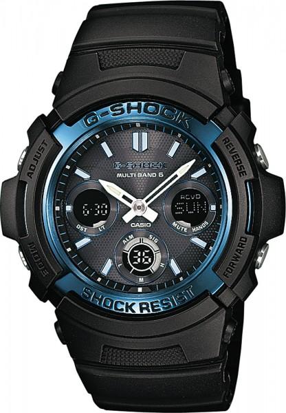 Casio G-Shock stoßfest  AWG-M100A-1AER ...
