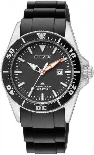 Citizen EP6040-02E Promaster SEA Taucheruhr in schwarz