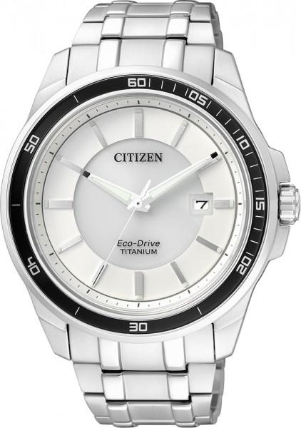 Citizen Uhr BM6920-51A ECO DRIVE weißes...