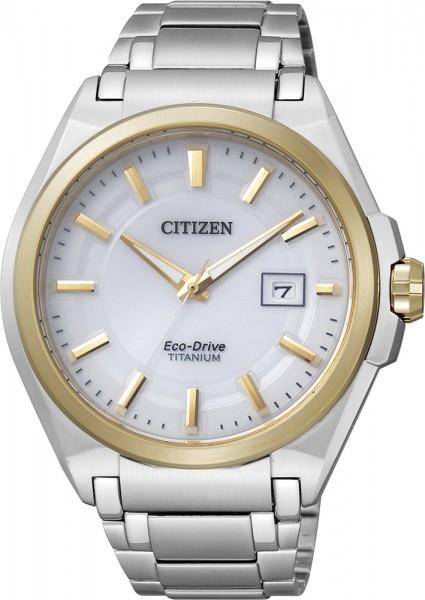 Citizen Uhr BM6935-53A ECO DRIVE Bicolor...