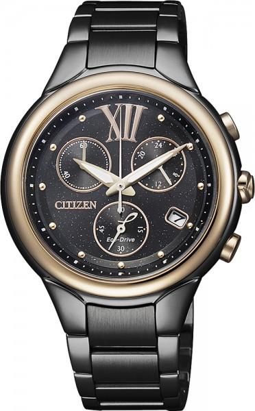 Citizen Uhr FB1317-53E ECO DRIVE schwarz...