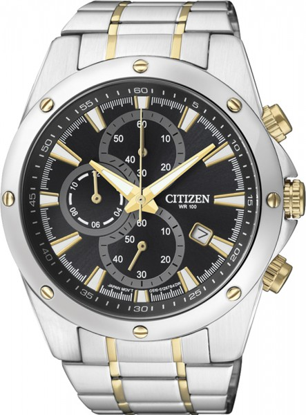 Citizen Uhr AN3534-51E Herren Quarz Werk...
