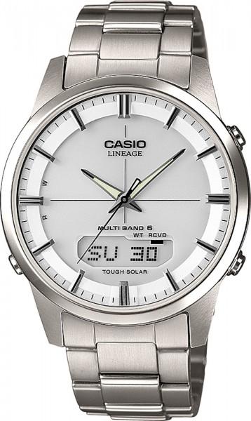 Casio LCW-M170TD-7AER Uhr Funkuhr mit Ti...