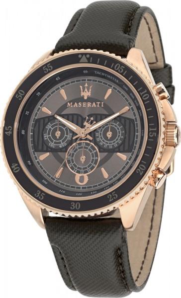 Maserati Uhr Stile R8851101006 Multifunk...