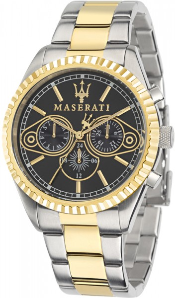 Maserati Uhr Competizione R8853100008 Mu...