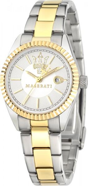 Maserati Uhr R8853100505 bicolor gold