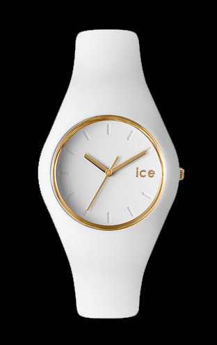 Ice Watch weiss Uhr ICE.GL.WE.U.S.13 Ice Glam