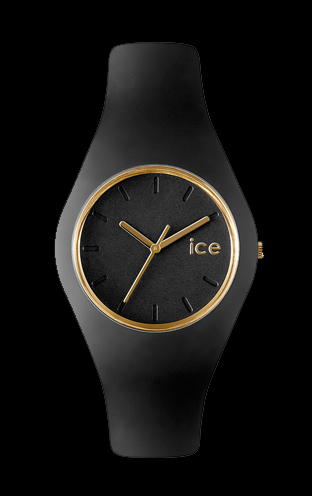 Ice Watch schwarz Uhren ICE.GL.BK.U.S.13 Ice Glam