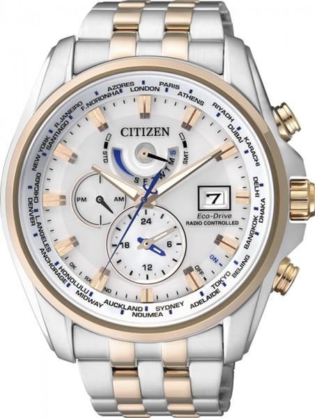 Citizen AT9034-54A Eco Drive Funkuhr