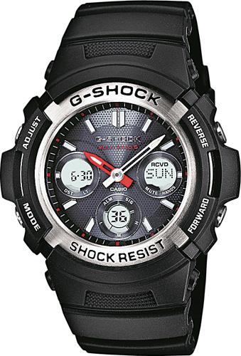 Casio AWG-M100-1AER Uhr G-Shock Funk Sol...