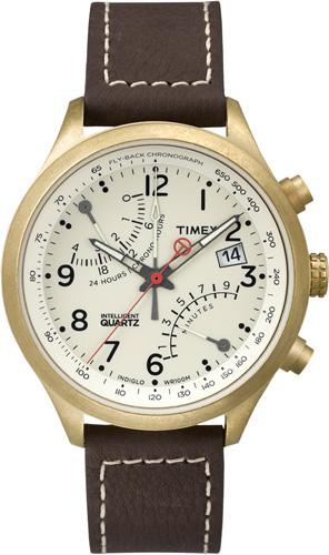 Timex  T2P510 Fly-back Armbanduhr Chrono...