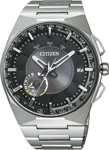 Citizen  CC2006-53E  Satellitenuhr mit Solar-Funk-Werk