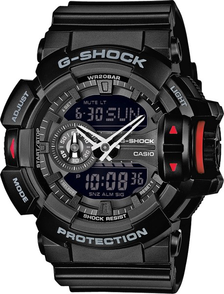 Casio GA-400-1BER G-Shock Herrentaucheruhr