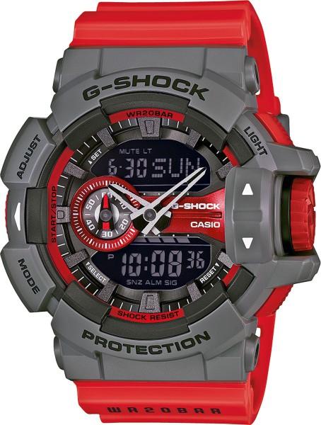 Casio GA-400-4BER G-Shock Herrentaucheruhr