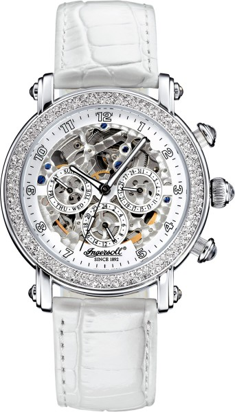 Ingersoll Automatik Uhr IN7202WH