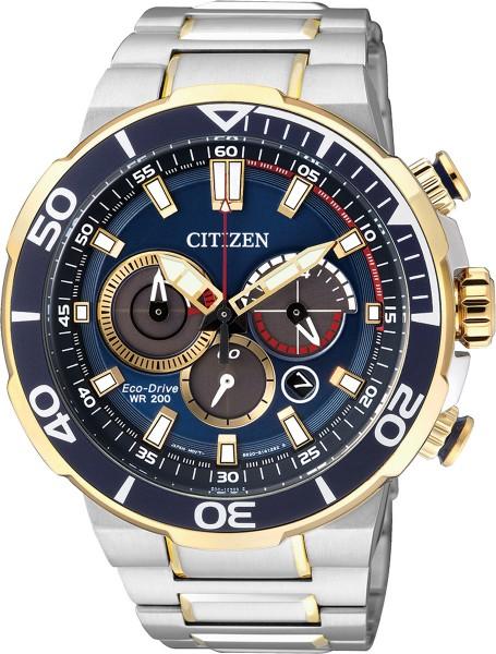Citizen Eco-Drive Herrenuhr CA4254-53L