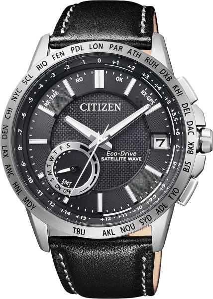 Citizen Eco-Drive Satellite Wave Herrenu...