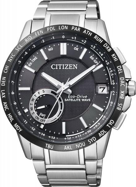 Citizen Eco-Drive Satellite Wave Herrenuhr CC3005-51E