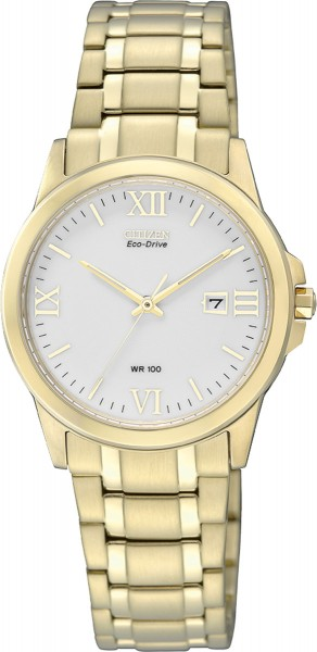 Citizen Eco-Drive Damenuhr EW1912-51A