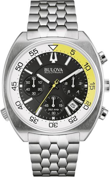 Bulova Herrenuhr 96B237 Accutron II Snor...