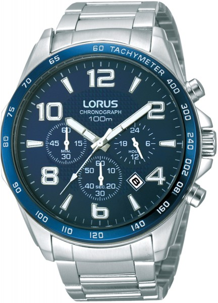 Lorus by Seiko Herrenuhr Chronograph RT353CX9 – Sports Collection