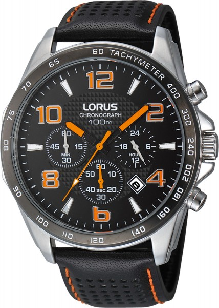 Lorus Herrenuhr Chronograph RT357CX9 – Sports Collection