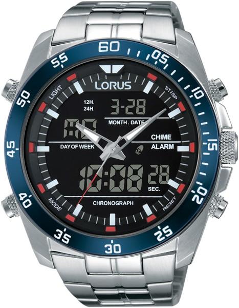 Lorus by Seiko Herrenuhr Chronograph RW6...