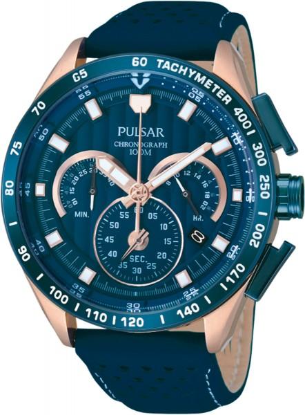Pulsar Herrenuhr Chronograph PU2082X1 &#...