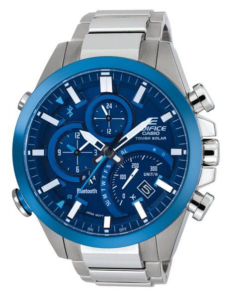 Casio Uhr EQB-501DB-2AER Edifice Bluetoo...