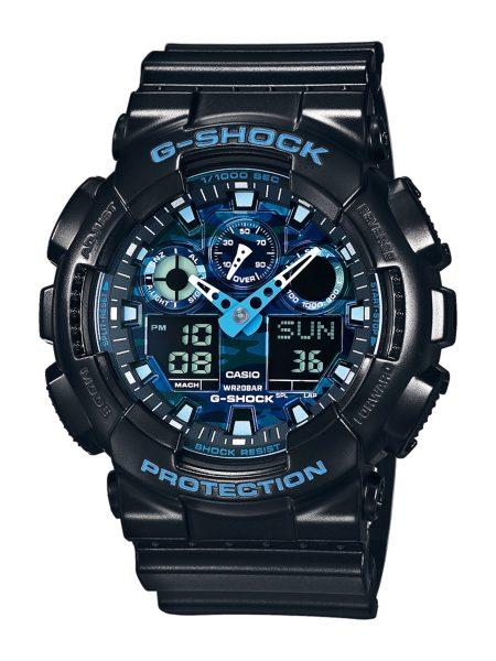 Casio Uhr GA-100CB-1AER G-Shock