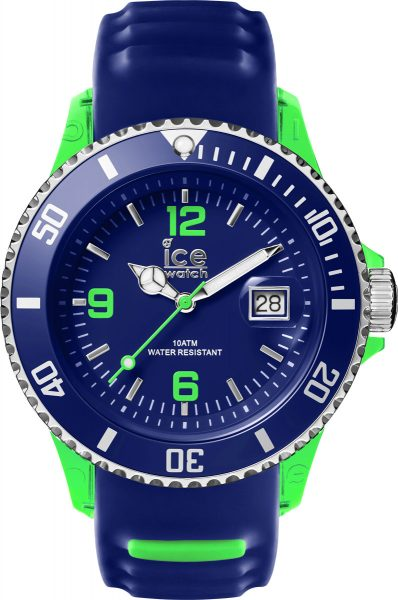 Ice Watch Sporty Blue Green blau grün S...