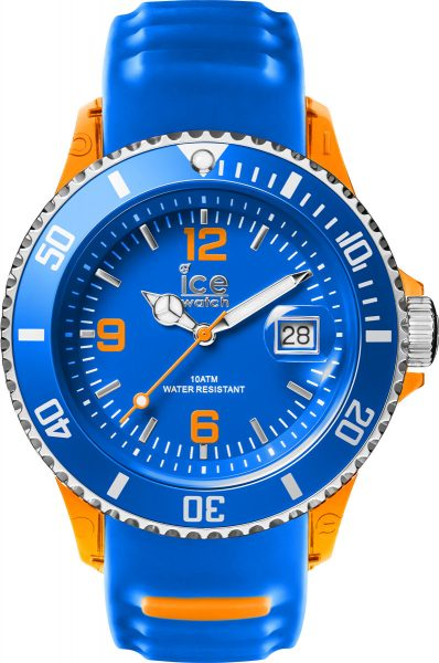 Ice Watch Sporty Blue Orange blau orange SR.3H.BOE.U.S.15 unisex