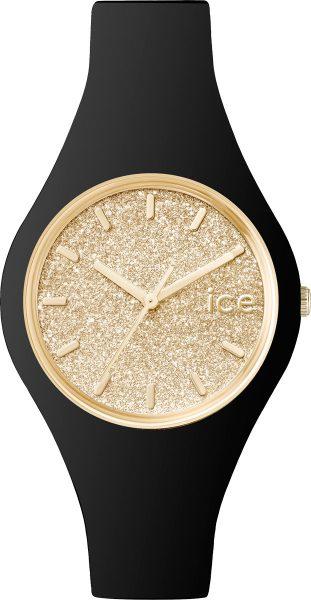 Ice Watch Glitter Black gold schwarz gol...