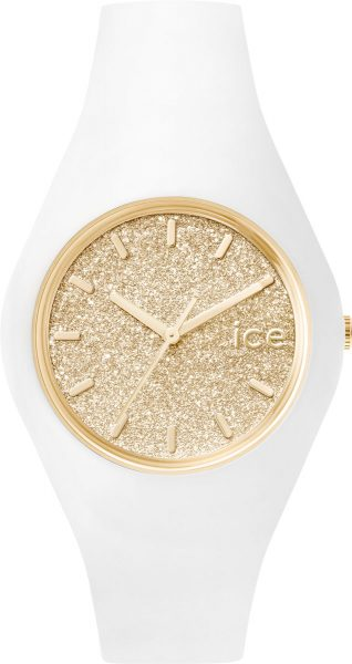 Ice Watch Glitter White gold weiß gold ...