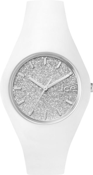 Ice Watch Glitter White silver weiß sil...