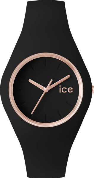 Ice Watch Glam Rose gold black rosé gol...