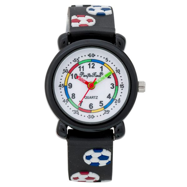Pacific Time – Kinderuhr Silikon F...