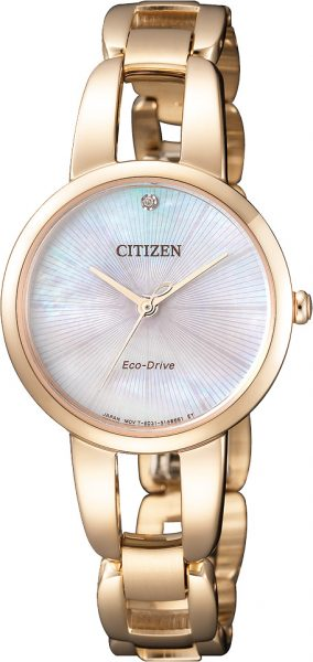 Citizen Uhr EM0433-87D Eco Drive Ladies ...