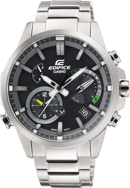 Casio Uhren EQB-700D-1AER Edifice Blueto...