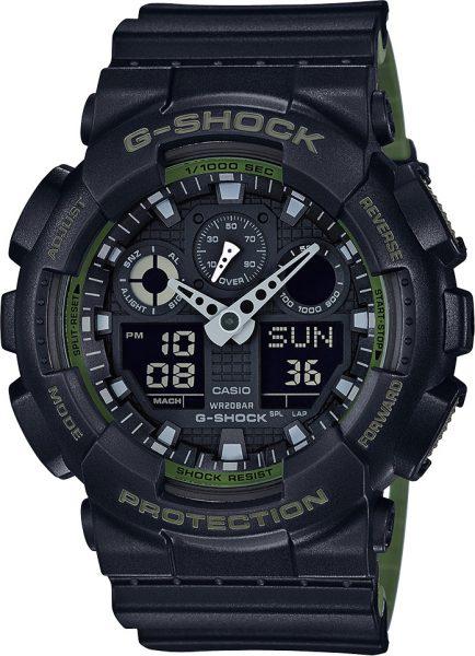 Casio Uhren GA-100L-1AER G-Shock