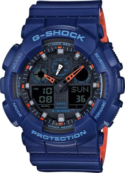 Casio Uhren GA-100L-2AER G-Shock