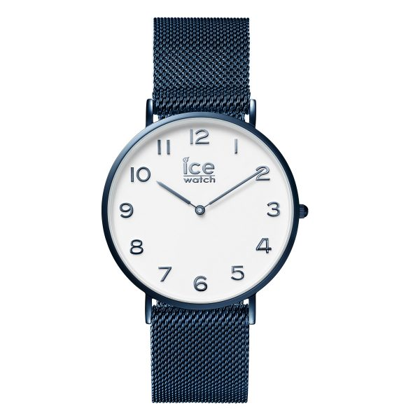 Ice Watch Uhr City Milanaise 012713 blau...