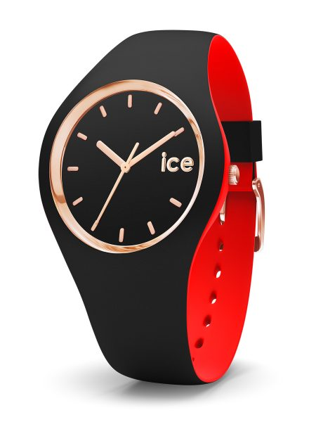 Ice Watch Uhr Loulou Black Rose-Gold 007...