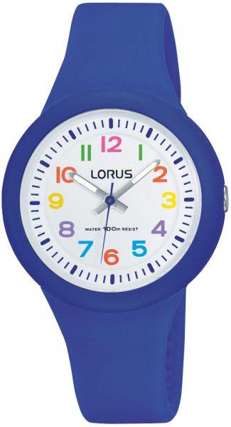 Lorus Uhr RRX45EX9 Kinderuhr Silikonband...