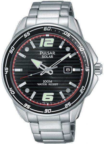 Pulsar by Seiko Uhr PX3089X1 Solar Hardl...