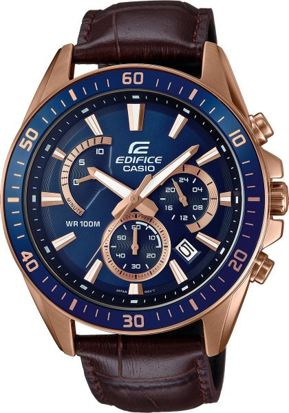 CASIO Uhr EFR-552GL-2AVUEF Edifice Chron...